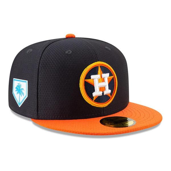 more photos cbaab e967c New Era Houston Astros 2019 Spring Training 59FIFTY Fitted MLB Cap    TAASS.com Fan Shop
