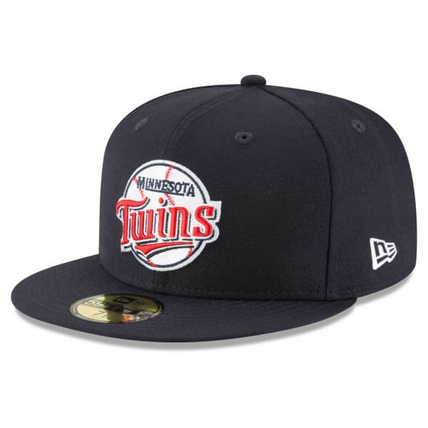 Minnesota Twins 1987 Cooperstown 59FIFTY Fitted MLB Cap