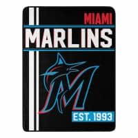 Miami Marlins Walk Off Super Plush MLB Decke