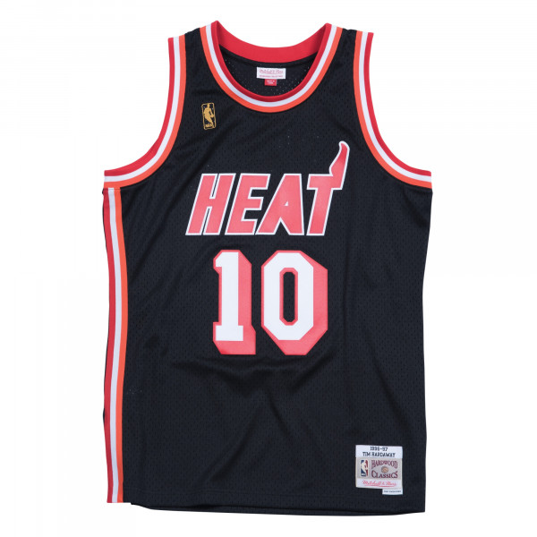 Tim Hardaway #10 Miami Heat 1996-97 Swingman NBA Trikot