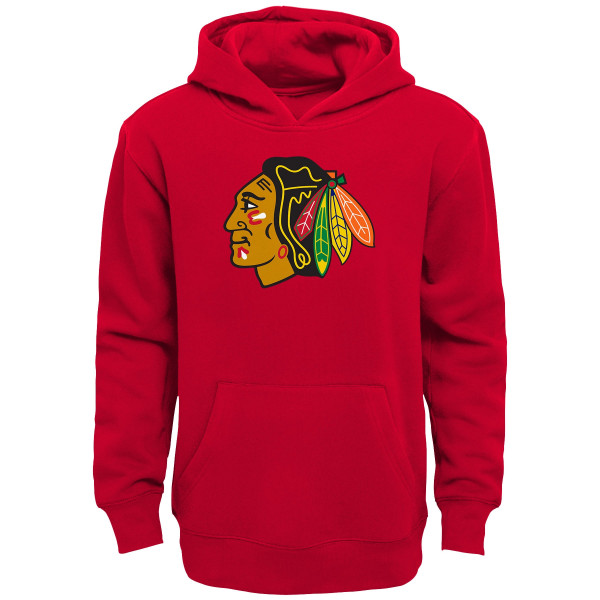 Chicago Blackhawks Primary Logo Youth NHL Hoodie (KINDER)