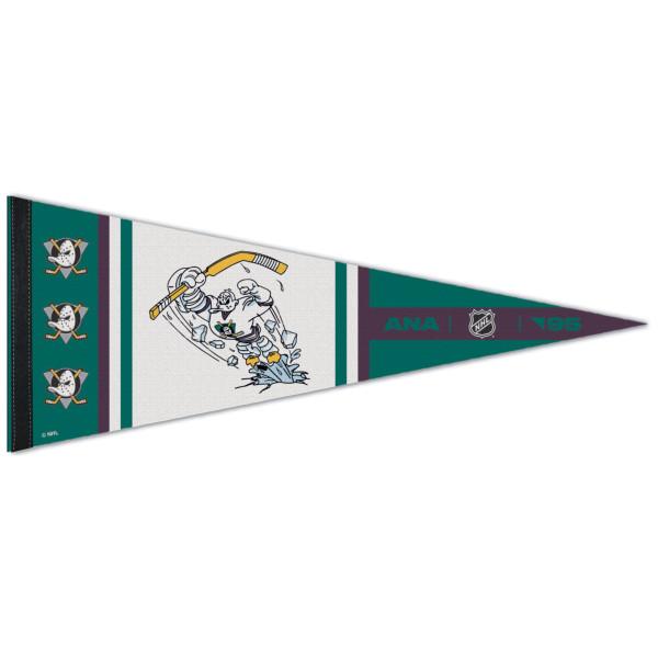 Anaheim Mighty Ducks Reverse Retro Premium NHL Wimpel
