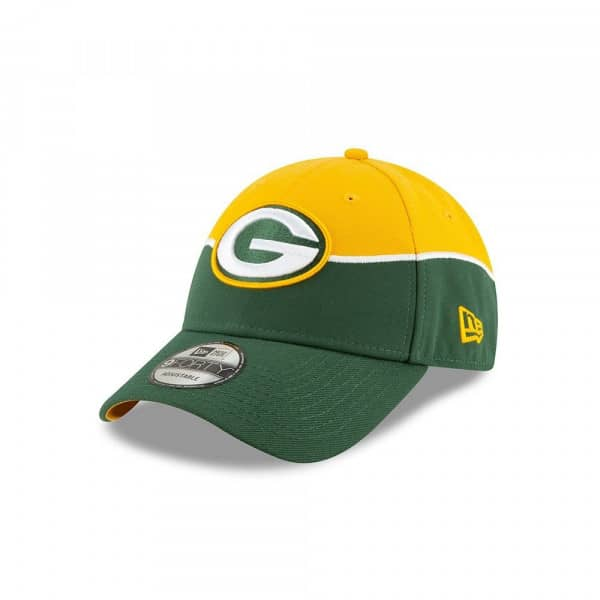 Green Bay Packers 2019 NFL Draft On-Stage 9FORTY Adjustable Cap