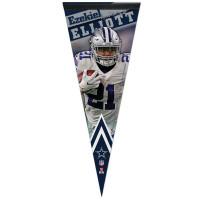 Ezekiel Elliott Dallas Cowboys Premium NFL Wimpel