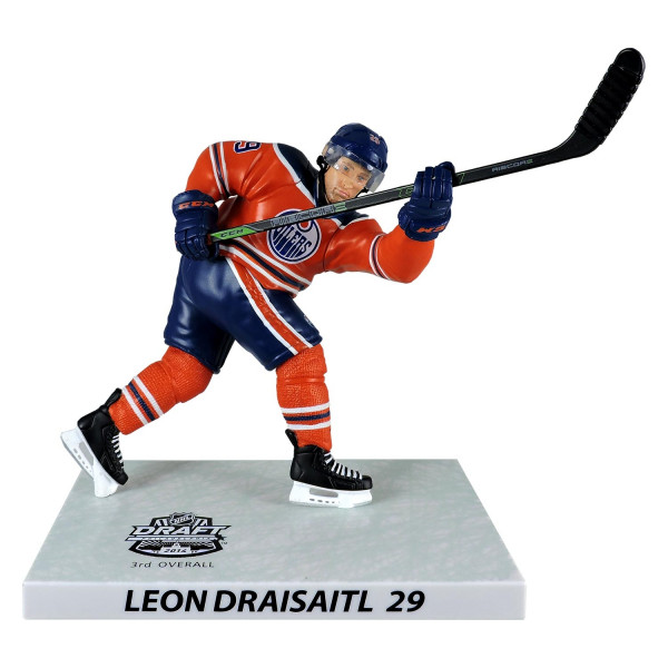 2017/18 Leon Draisaitl Edmonton Oilers NHL Figur (16 cm)