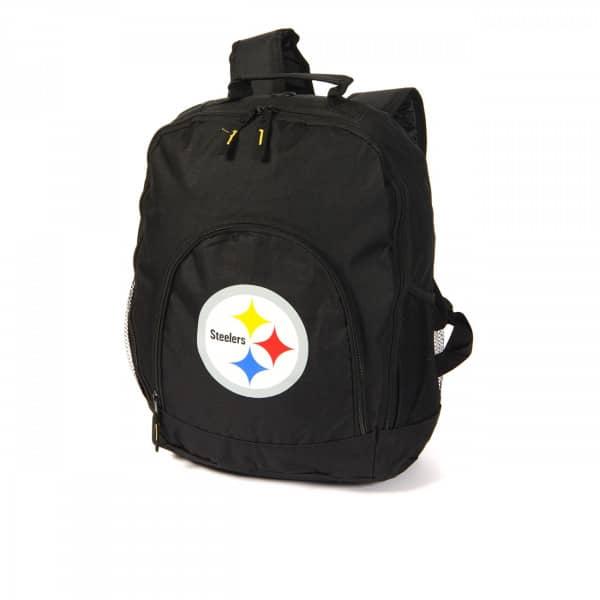 Pittsburgh Steelers Black NFL Rucksack