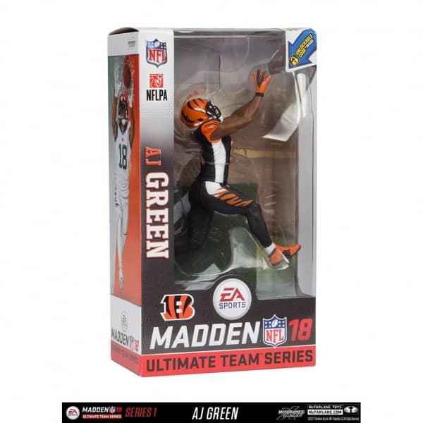Madden NFL 18 AJ Green Cincinnati Bengals Figur CHASE/VARIANT