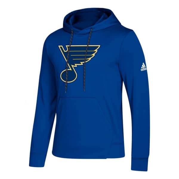 St. Louis Blues NHL Team Logo Hoodie Sweatshirt