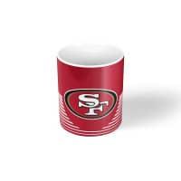 San Francisco 49ers Linea NFL Becher (330 ml)