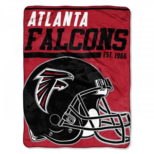 Atlanta Falcons Super Plush NFL Decke
