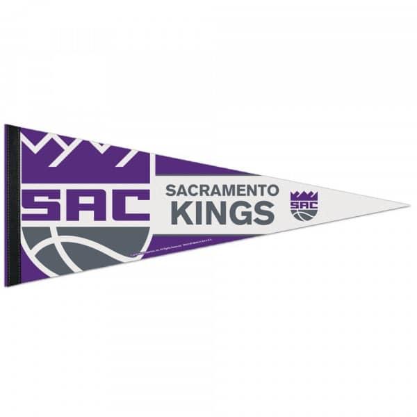 Sacramento Kings Big Logo Premium NBA Wimpel