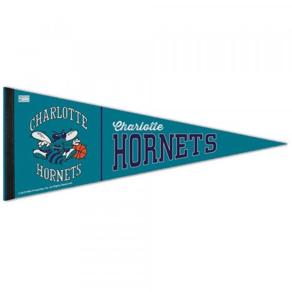 Charlotte Hornets Hardwood Classics Premium NBA Wimpel