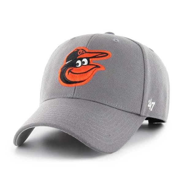 Baltimore Orioles '47 MVP Adjustable MLB Cap Grau
