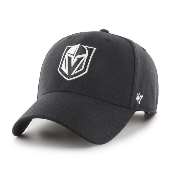Vegas Golden Knights Black & White MVP Snapback NHL Cap
