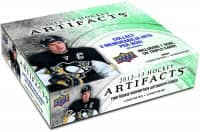 2012/13 Upper Deck Artifacts Hockey Hobby Box