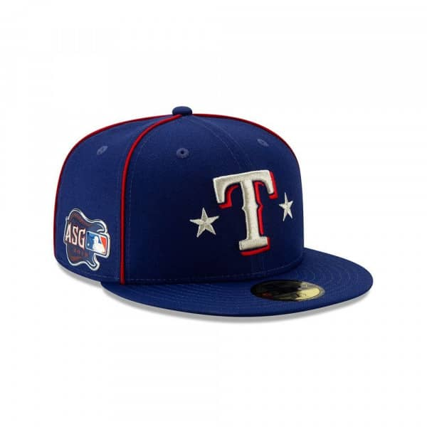 Texas Rangers 2019 All Star Game 59FIFTY Fitted MLB Cap