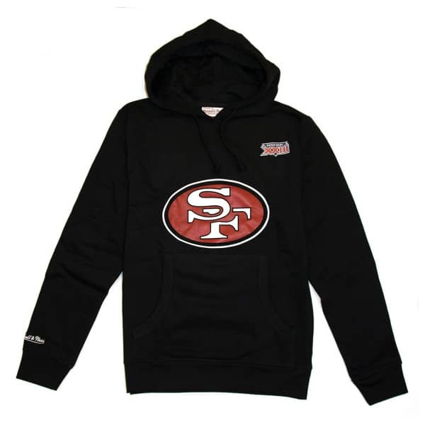 Jerry Rice #80 San Francisco 49ers Super Bowl XXIII NFL Hoodie