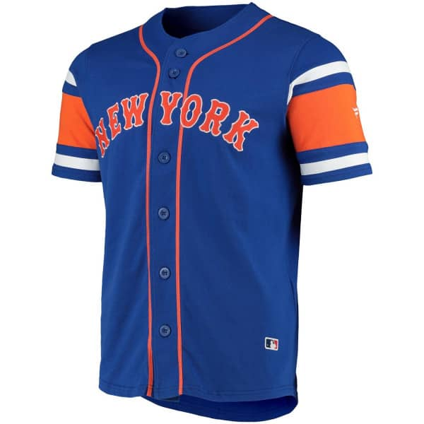 New York Mets Fanatics Supporters Jersey MLB Fantrikot