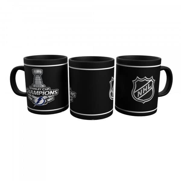 Tampa Bay Lightning 2021 Stanley Cup Champions NHL Becher (330 ml)