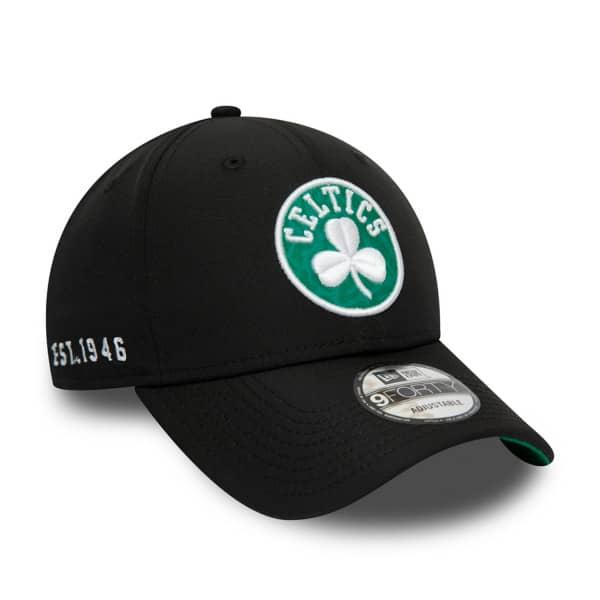 Boston Celtics Est. 1946 Hook New Era 9FORTY NBA Cap