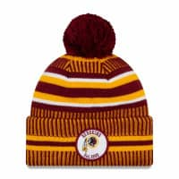 Washington Redskins 2019 NFL Sideline Sport Knit Wintermütze Home