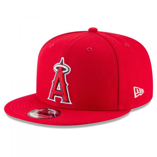 Los Angeles Angels Basic Logo MLB Snapback Cap
