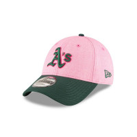 Oakland Athletics 2018 Mother's Day 9FORTY MLB Cap