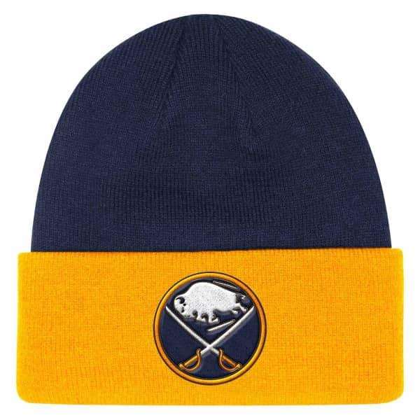 Buffalo Sabres 2019/20 Cuffed Beanie NHL Wintermütze