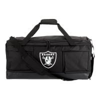 Las Vegas Raiders Tonal Duffel FOCO NFL Sporttasche