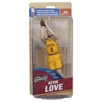 NBA 28 Kevin Love Cleveland Cavaliers Collector Level Silver Variante #1000