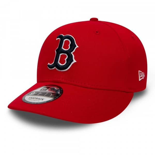 Boston Red Sox 9FIFTY Stretch Snapback MLB Cap Rot