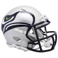 Seattle Seahawks AMP Alternate NFL Speed Mini Helm