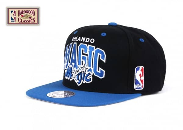 Orlando Magic Team Arch Snapback NBA Cap