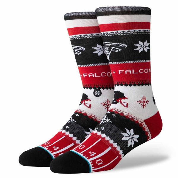 Atlanta Falcons Holiday Sweater NFL Socken