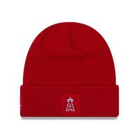 Los Angeles Angels 2018 On-Field Sport Knit MLB Wintermütze