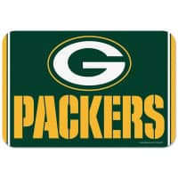 Green Bay Packers Teamlogo American Football NFL Fußmatte