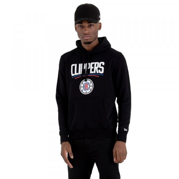 Los Angeles Clippers Team Logo Hoodie NBA Sweatshirt
