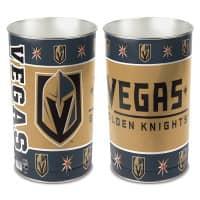 Vegas Golden Knights Metall NHL Papierkorb