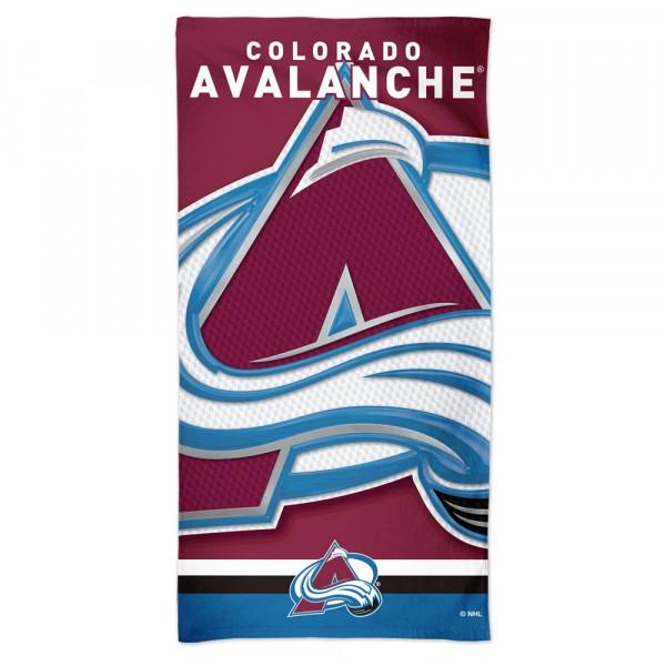 Colorado Avalanche Spectra NHL Strandtuch