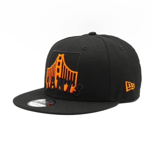 San Francisco Giants Logo Elements New Era 9FIFTY Snapback MLB Cap