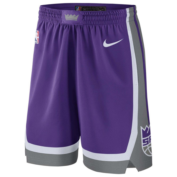 4bf4e777a0a Sacramento Kings Icon Swingman NBA Shorts Purple