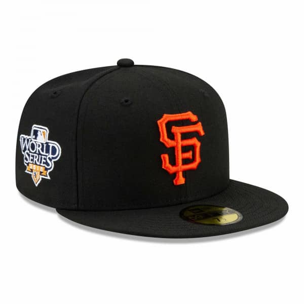 San Francisco Giants 2010 World Series Paisley New Era 59FIFTY Fitted MLB Cap