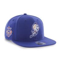 New York Mets Sure Shot Snapback MLB Cap Blau