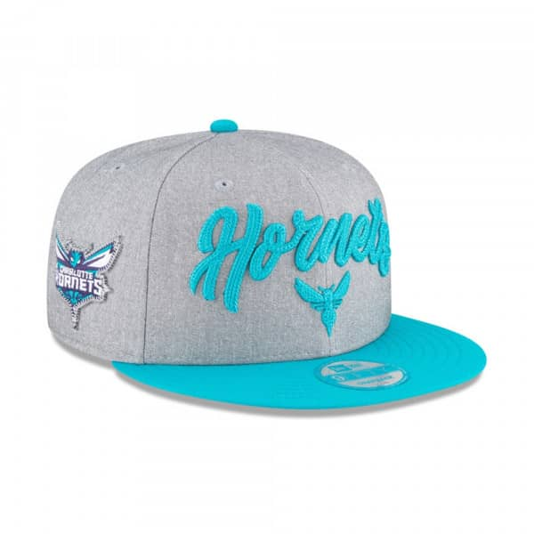 Charlotte Hornets Authentic On-Stage 2020 NBA Draft New Era 9FIFTY Snapback Cap