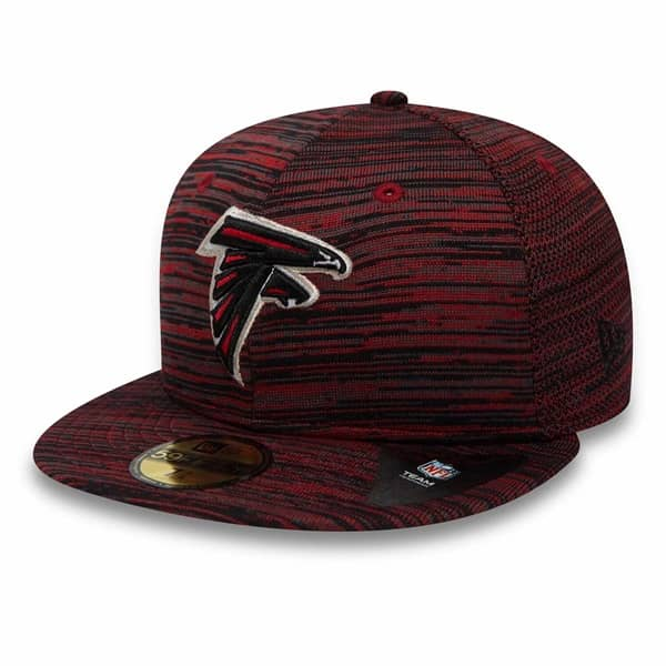 separation shoes 879a2 d5a5b New Era Atlanta Falcons Engineered 59FIFTY Fitted NFL Cap   TAASS.com Fan  Shop