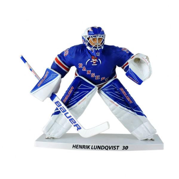 2017 Henrik Lundqvist New York Rangers NHL 12-Inch Figur (32 cm)