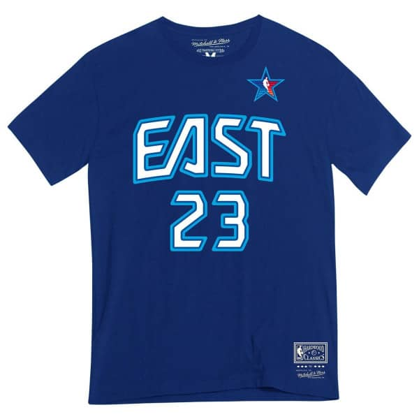 Lebron James #23 2009 All-Star East Name & Number NBA T-Shirt