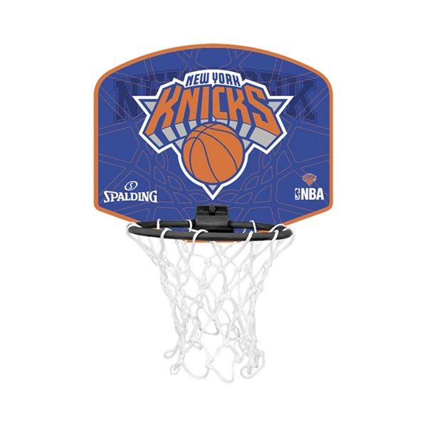New York Knicks Micro Mini NBA Basketball Set