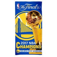 Golden State Warriors 2017 NBA Champs NBA Strandtuch
