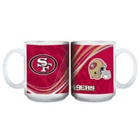 San Francisco 49ers Dynamic Jumbo NFL Becher (440 ml)